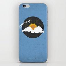 Sunburst Records iPhone & iPod Skin