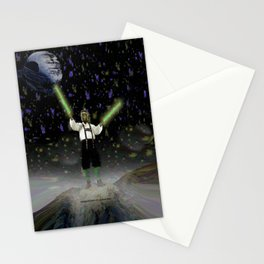 YODA-ling with FORCE - 027 Stationery Cards