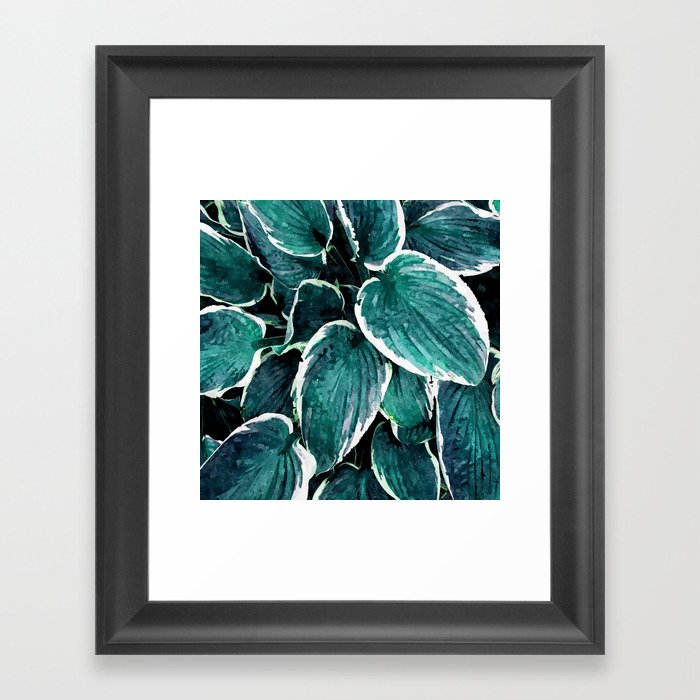 """Sacred Edge"" #society6 Framed Art Print"