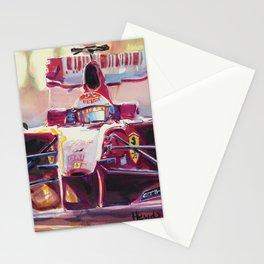 Formula One Stationery Cards