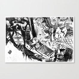 NYC_Stroll Canvas Print