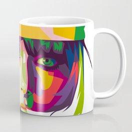 Reputation - Pop art Coffee Mug