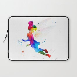 Tinker Bell, colorful Laptop Sleeve
