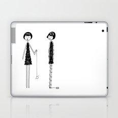 Unlike Eloise, Ramona had mastered the yo-yo Laptop & iPad Skin