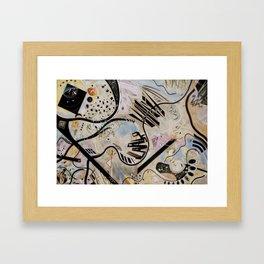 Different Worlds Framed Art Print