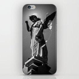 NOLA Angel iPhone Skin