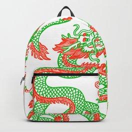 Battling Dragons Backpack
