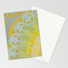 Lampshade Pattern Stationery Cards