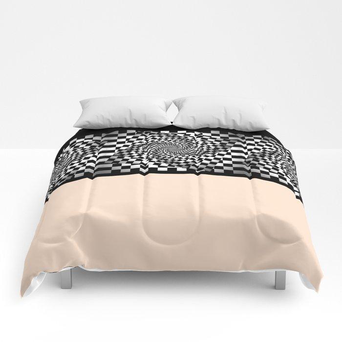 Chess pattern Comforters