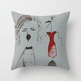 globl Throw Pillow