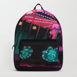 Pink and Purple Carnival Backpack