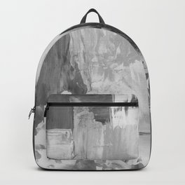 Paint (Black and White) Backpack