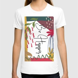 The Be Happy Collection T-shirt