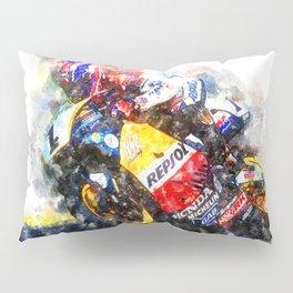 Mick Doohan Pillow Sham