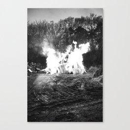 slow-burner Canvas Print