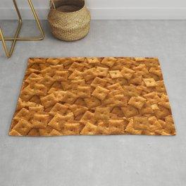 Cheese Crackers Rug