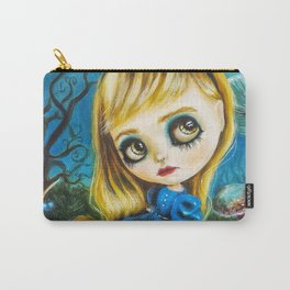 Dark Alice Carry-All Pouch