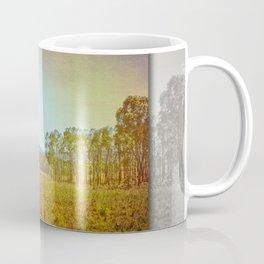 Australian Bush and Hill Coffee Mug