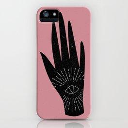 Divine Right iPhone Case