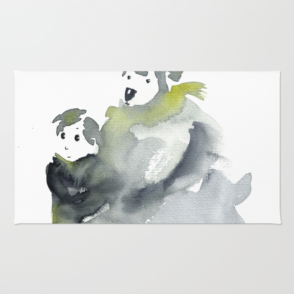 Brother Bear Rug by Studiokedves RUG8458184