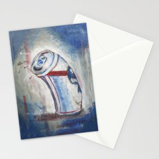 Beer Can Stationery Cards