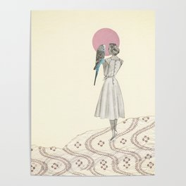 A Bird in the Hand Poster