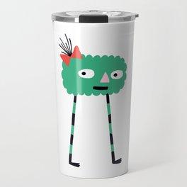 Crazy Legs Travel Mug