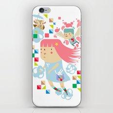 Polypop FlyGirl iPhone & iPod Skin