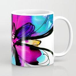 Ecstasy Bloom No.17 by Kathy Morton Stanion Coffee Mug