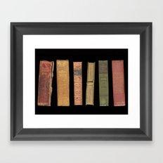 Get some spine... Framed Art Print