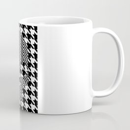 HOUNDSTOOTH SKULL #3 Coffee Mug