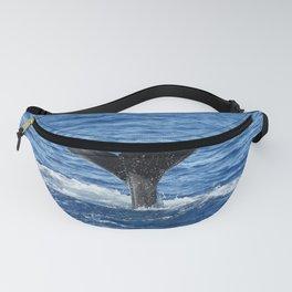 Whale Fluke Fanny Pack