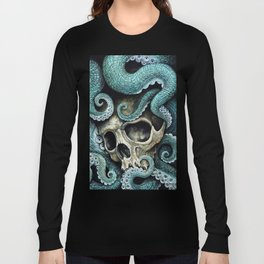 Please my love, don't die so far from the sea... Long Sleeve T-shirt