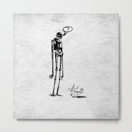 k-2SO GOSTH Metal Print