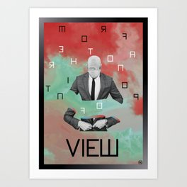 FromAnotherPointOfView/ Art Print