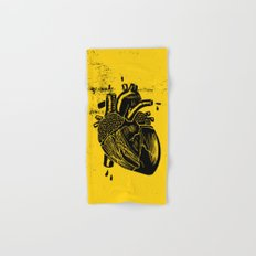 heart Hand & Bath Towel