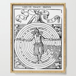 Geocentric Universe 1503 Serving Tray