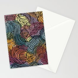 Moonface Blush Stationery Cards