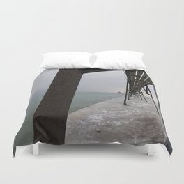 Canal Station Duvet Cover