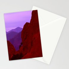 Ragged Uplifts Stationery Cards