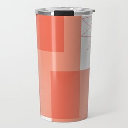 Orange composition Travel Mug