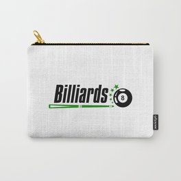 Billiard #society6 Carry-All Pouch