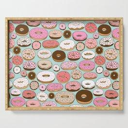 Donut Wonderland Serving Tray