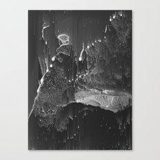 BURNING Canvas Print