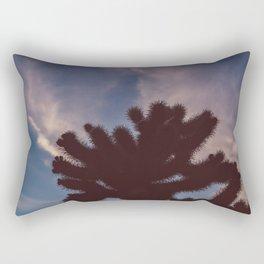 Cholla Cactus Garden VII Rectangular Pillow