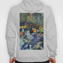 Henri Matisse Still Life with Blue Tablecloth II Hoody