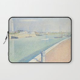 The Channel of Gravelines, Petit Fort Philippe Laptop Sleeve