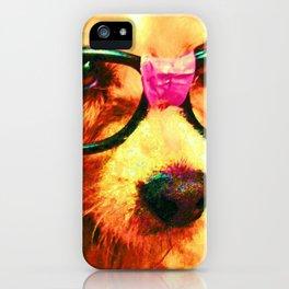 Nerd Dawg iPhone Case