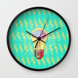 CREATIVE CONUNDRUM Wall Clock