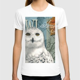 The Snowy Owl Journal T-shirt